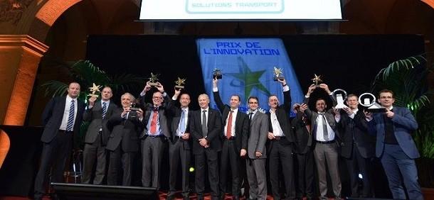 Solutrans 2015 : des lauréats récompensés pour leurs innovations