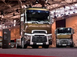 The Renault Trucks T, to replace the Magnum and Premium for long distance haulage