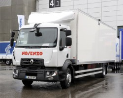 The Renault Trucks D and D WIDE are available in fuel saving mode