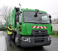 Renault Trucks startet den D Wide CNG Euro 6