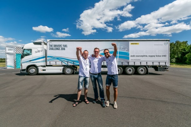 Polak pierwszym wicemistrzem rynku Baltic Sea Market w Regionalnym Finale The Drivers' Fuel Challenge 2016