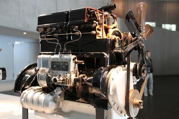 A la fin du XIXe siècle, le premier moteurdiesel était déjà alimenté à l'huile d'arachide.