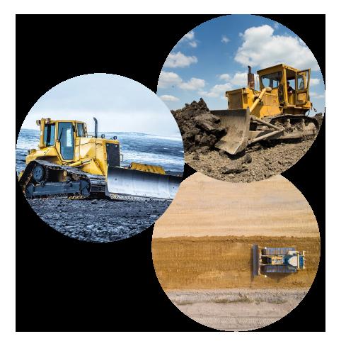 Los diferentes usos de un bulldozer