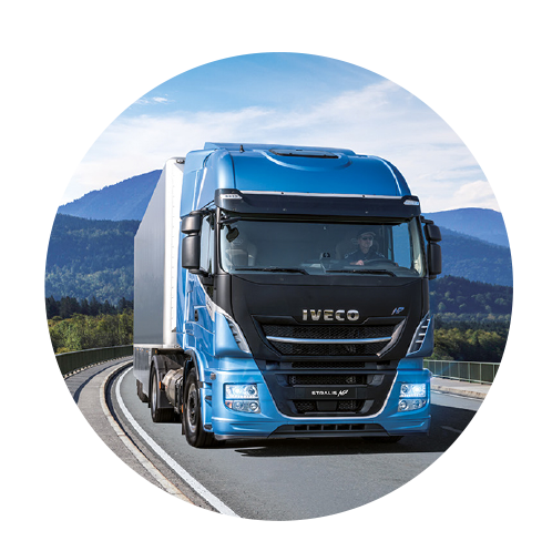 Iveco Stralis Natural Power (2016)