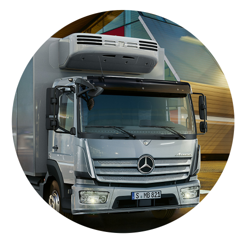 Atego by Mercedes-Benz