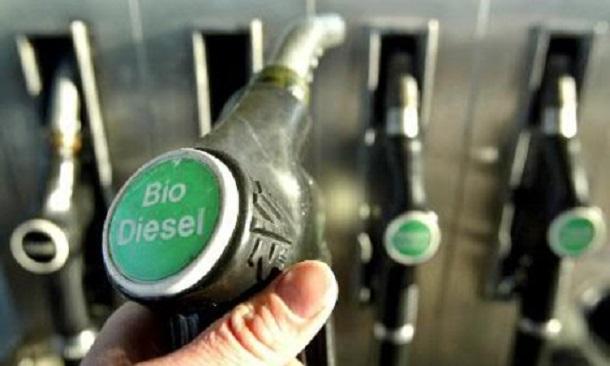 Dans l'Union européenne, la part du biodieseldans le gazole est aujourd'hui limitée à 7%.
