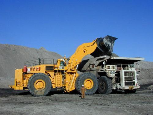 Populaire Découvrez Les plus gros engins de chantier TP du monde : Chargeuse  MR37