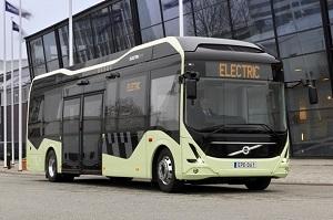 Le nouvel autobus 100% électrique de Volvo Buses
