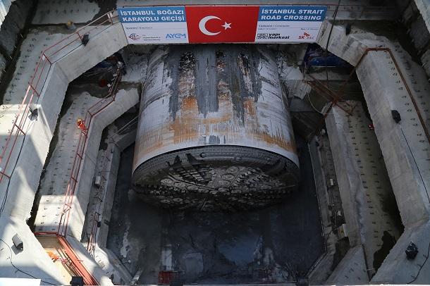 © AvrasyaTüneli