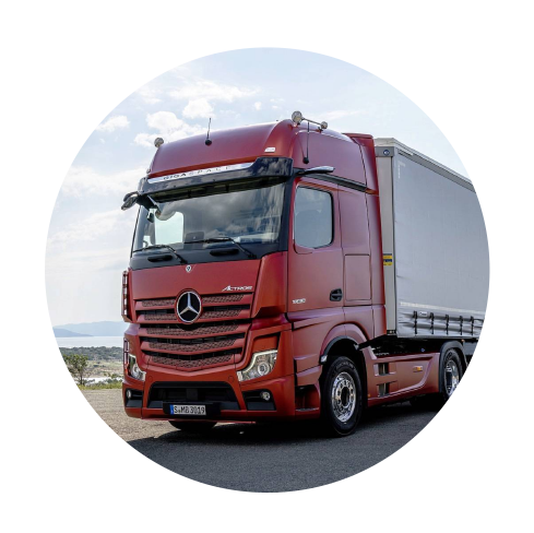Actros by Mercedes-Benz