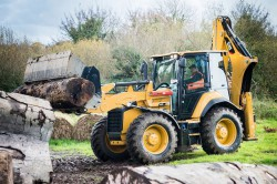 Caterpillar launches its new F2 backhoe loader range