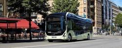 """Der """"European Solar Prize 2015"""" wurde den elektrischen Volvo Bussen aus Göteborg in Schweden verliehen."""